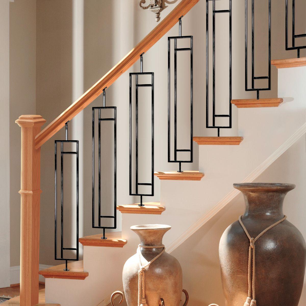 rampes en fer forg concept sga. Black Bedroom Furniture Sets. Home Design Ideas